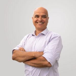 Frédéric Desdouits TreeFrog CEO