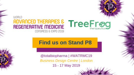 TreeFrog World Advanced Therapies and Regenerative Medicine Congress