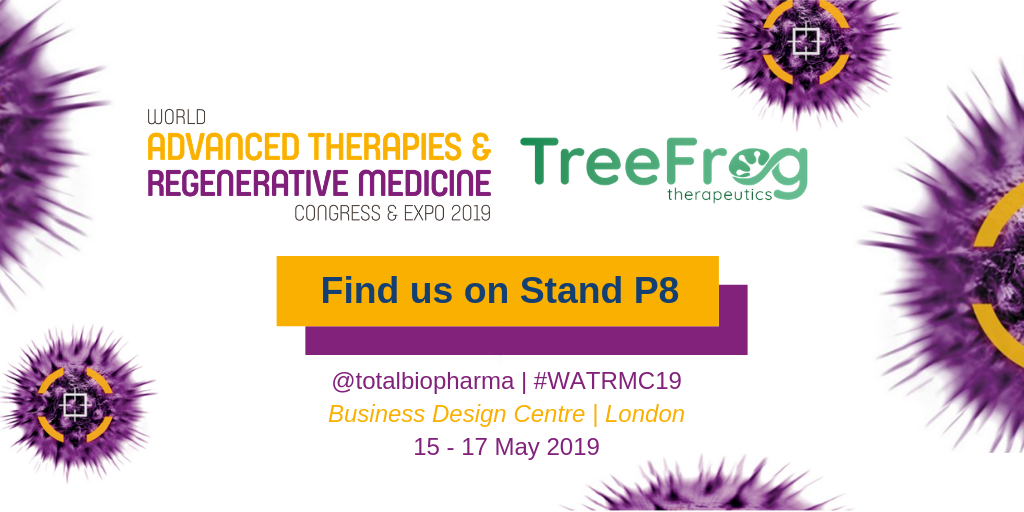 TreeFrog World Advanced Therapies and Regenerative Medicine Congress