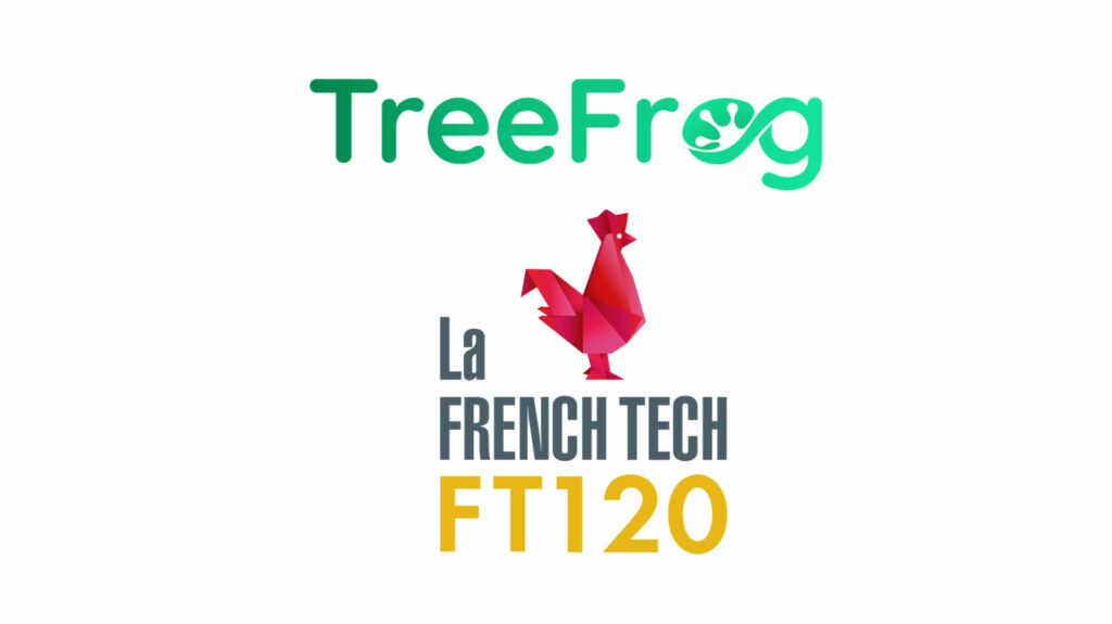 TreeFrog Therapeutics now part of the French Tech 120 !