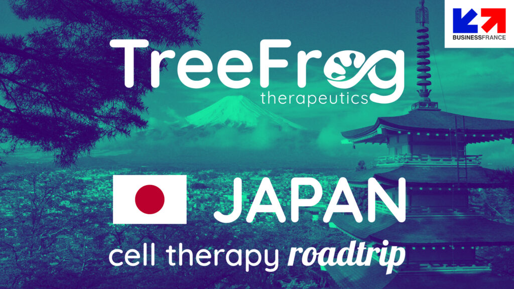 Cell therapy roadtrip in Japan