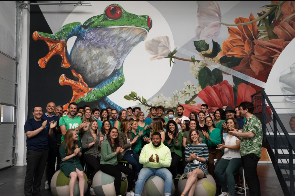 TreeFrog Cell Therapy stem-cell jobs bordeaux boston