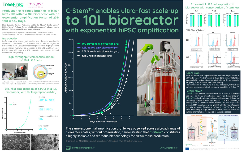 Up to 151 Millionfold Cumulated Expansion of Encapsulated hIPS Cells in Bioreactor Over 28 Days: Comparison with 2D Culture and Standard Spheroid Culture